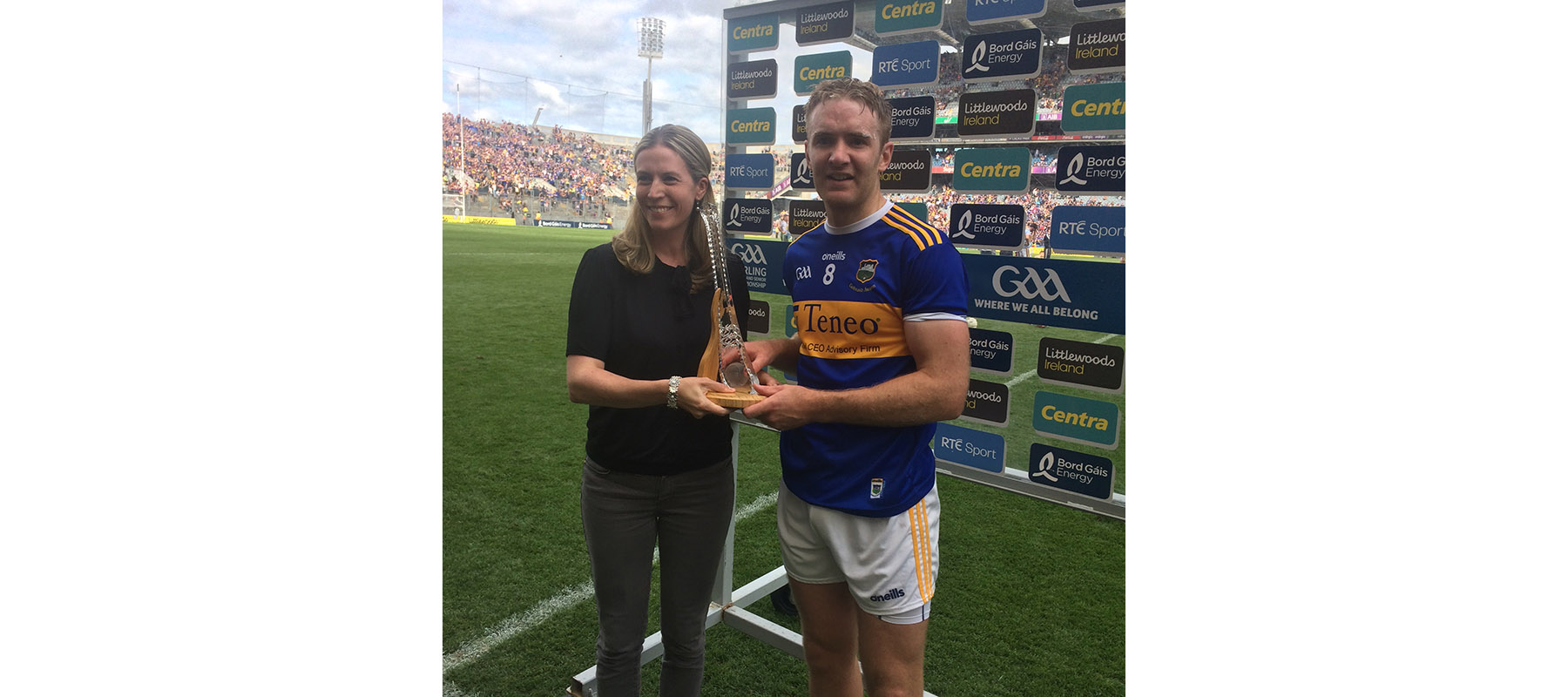 Tipperary GAA Scene brings you all the up-to-date news for